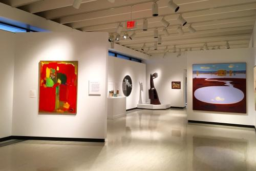 Art Gallery photo demonstrates our rich arts scene