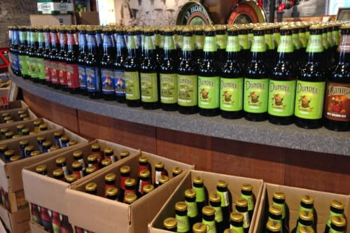 Copy of Beer galore at Genesee Brew House