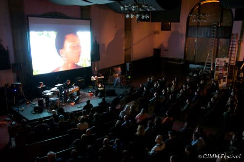 A Screening at CIMMfest in Chicago