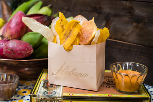 Habana plantain chips