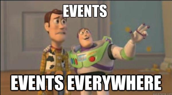 events meme