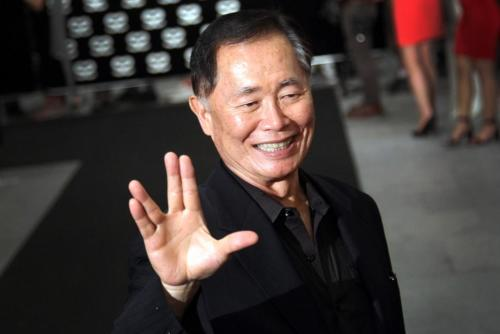Oh my! George Takei coming to USF