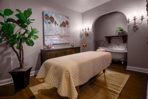 Woodhouse Massage Room