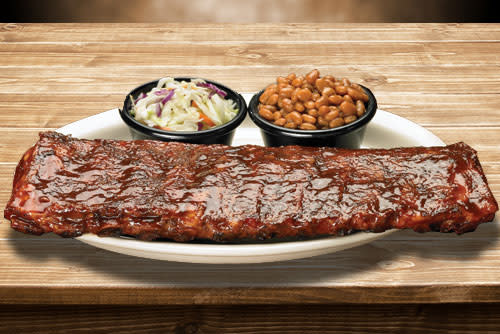 Red, Hot & Blue Ribs