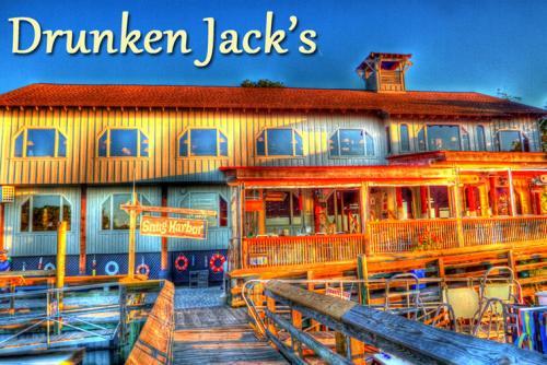 Drunken Jack's at the MarshWalk