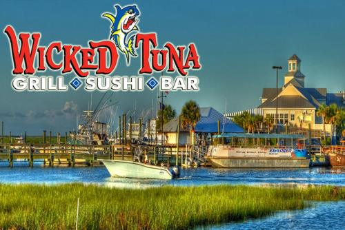 Wicked Tuna at the MarshWalk