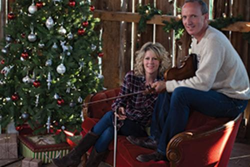 2020 Celtic Christmas Crafts Near Fairfax, Va At Home with Natalie MacMaster and Donnell Leahy: A Celtic Family