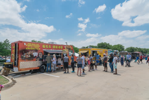 Food Truck Taste of Irving