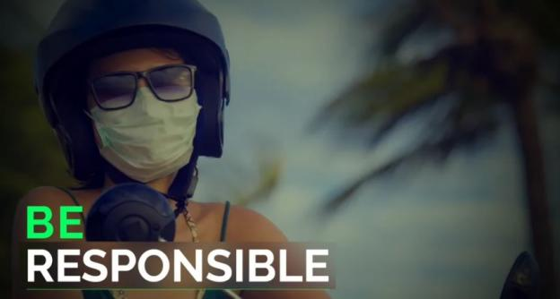 Be Responsible Graphic