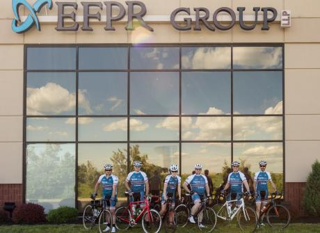 EFPR Trek Team for the Rochester Criterium