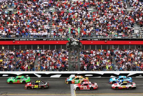 Daytona International Speedway Daytona 500 Finish Line
