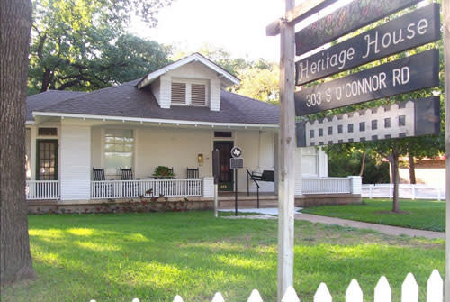 Heritage House Tours
