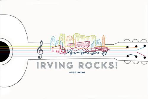 Irving Rocks