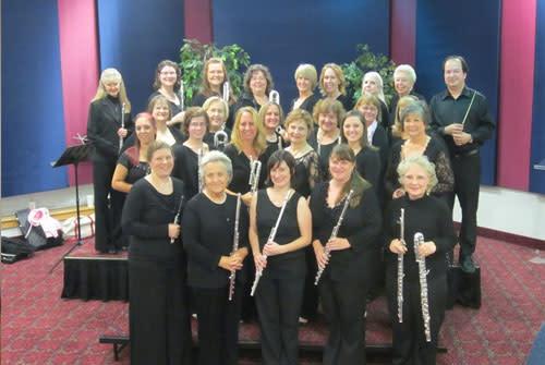 Flutissimo Flute Choir