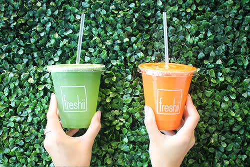 Freshii Smoothies