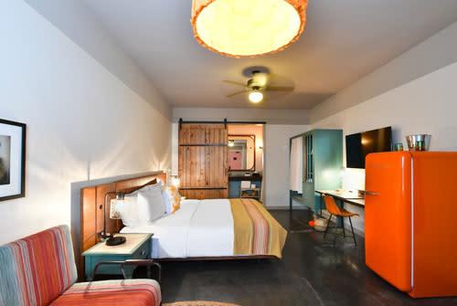 Texican room