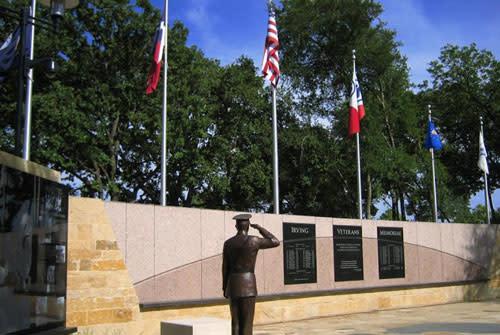 Irving Veterans Memorial