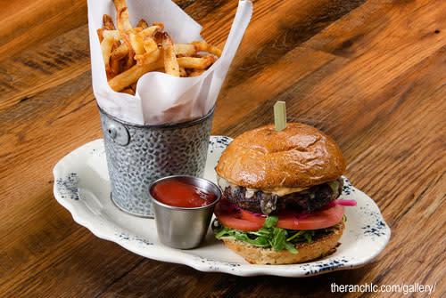 Cheeseburger The Ranch