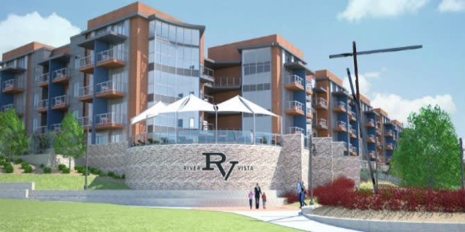 River Vista Rendering