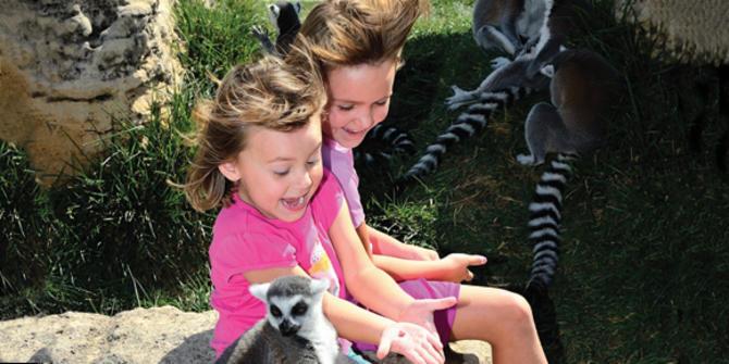Tanganyika Wildlife Park | Visit Wichita