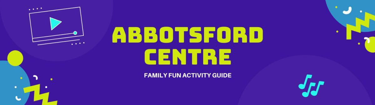 Activity Page Header