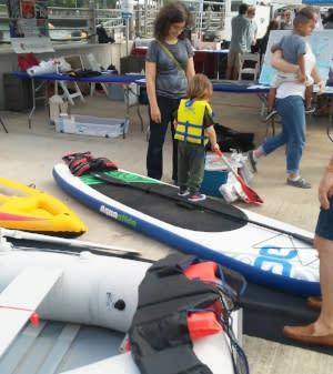 Central NY Boat Show