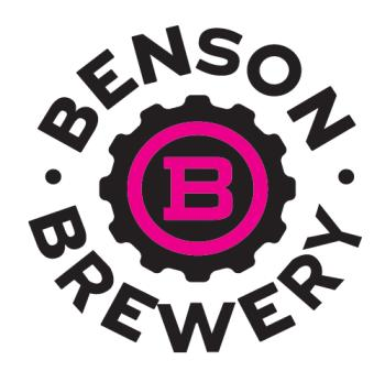 Benson Brewery logo