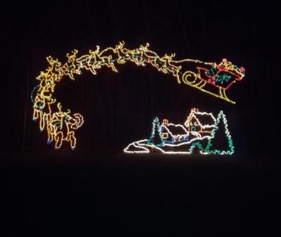 Winterland Light Show