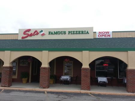 Sal's Famous Pizzeria, Brownsburg, Indiana