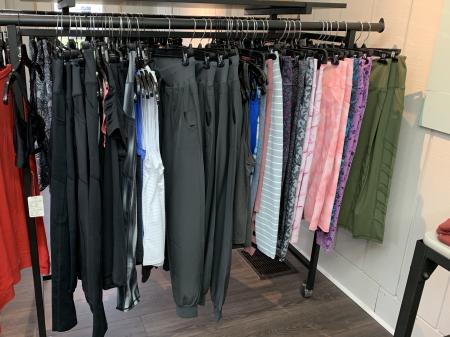 You will find plenty of legging options at Core Threads