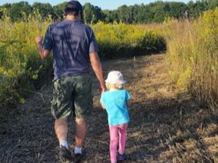 Prairie Maze walk