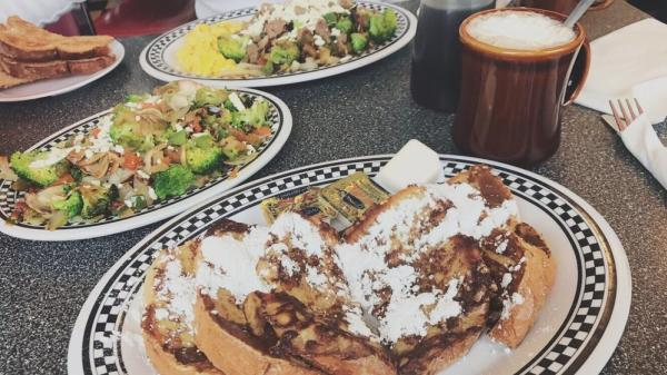 Fleetwood Diner French Toast