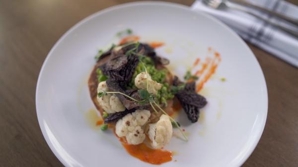 Veggie Dish at Twisted Fern