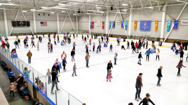 Seven Peaks Ice Arena Skating