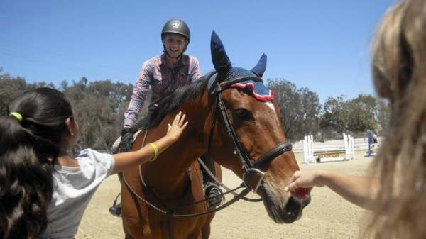 Huntington Beach Therapeutic Riding Center