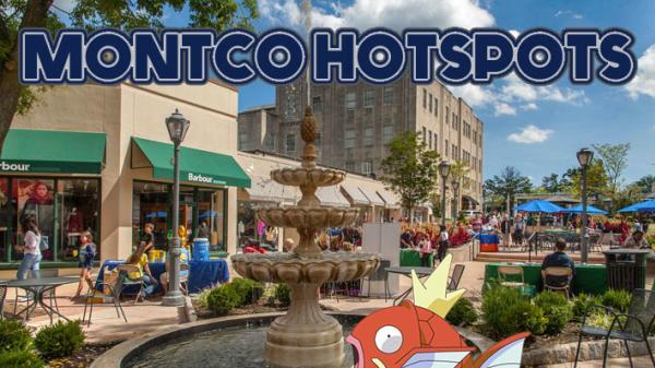 Pokemon - Montco Hotspots