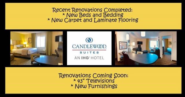 Candlewood Suites Fairfax