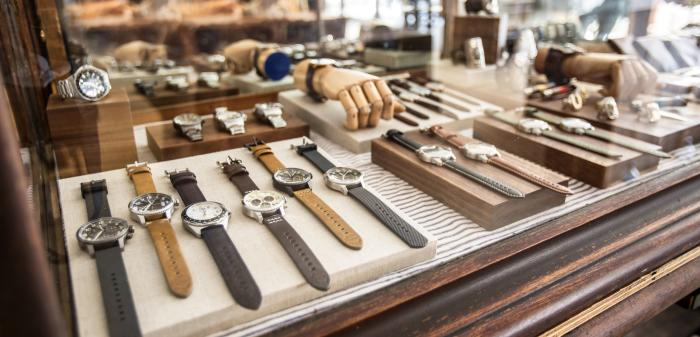 Watches at Stag Provisions for Men in Houston Texas