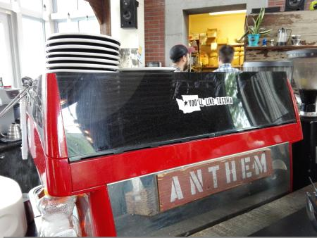 Anthem Coffee in Puyallup, Washington