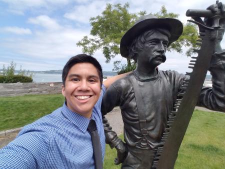 Selfie Spot - Fireman's Park