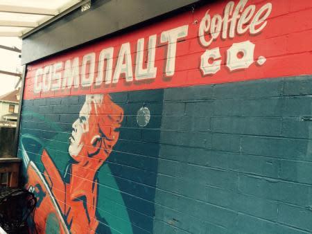 Cosmonaut Coffee in Tacoma, Washington
