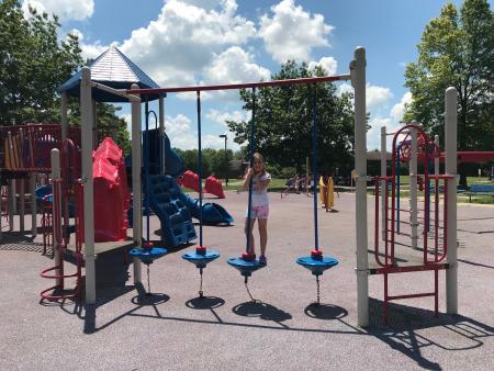 Hummel Park playground