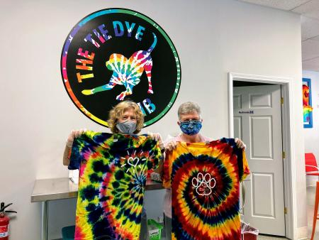 Masks will be mandatory statewide inside public spaces such as The Tie Dye Lab beginning July 27.