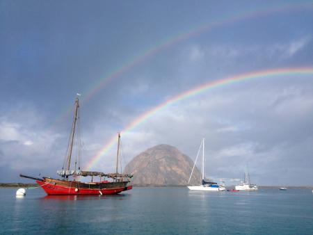 Morro Bay ship