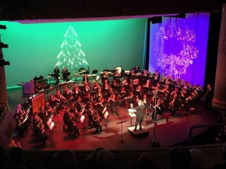 Tacoma Concert Band Holiday