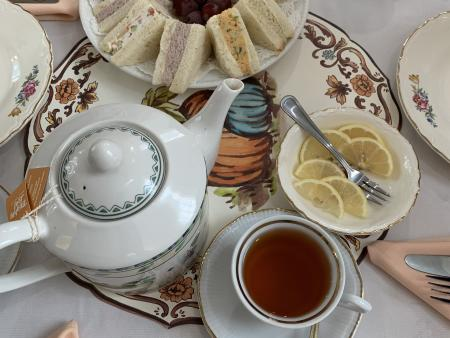 Tea, Sandwich and Afternoon Tea at Centreville Cafe in Wilmington