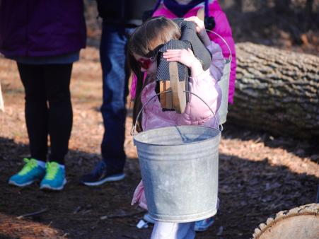 Learn how maple syrup has been made over time at McCloud Maple Syrup Days in March!