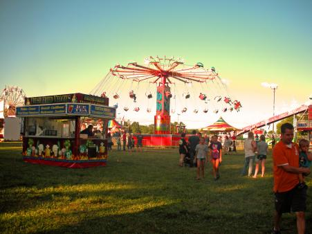 The Hendricks County 4-H Fair takes center stage in July of 2020.
