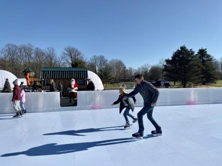 Penguin Park in Avon is home to an Adult Night and a family-friendly Game Night in February!
