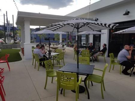 the standard covington patio